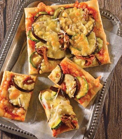 ¡Consiente a tu familia con esta suculenta pizza!