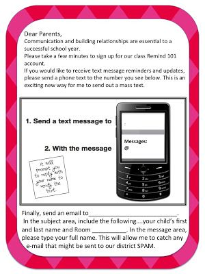 Some good ideas... and can't wait to use Remind 101 with my first grade parents.  Fabulous 5th Grade Fun: Building Relationships with Parents