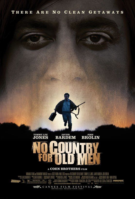 "No Country for Old Men (2007)  // Llewelyn Moss: ""If I don't come back, tell mother I love her."" Carla Jean Moss: ""Your mother's dead, Llewelyn."" Llewelyn Moss: ""Well then I'll tell her myself."""