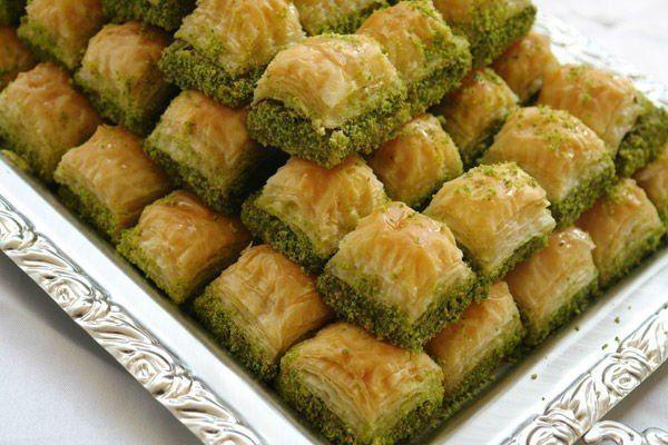 Пахлава – традиционные греческие сладости с турецкими корнями   Про рецептики - лучшие кулинарные рецепты для Вас!