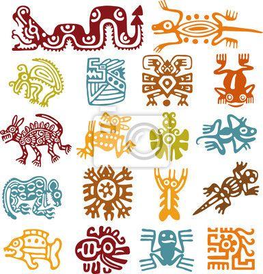 mexicaanse kunst met dieren - Google zoeken