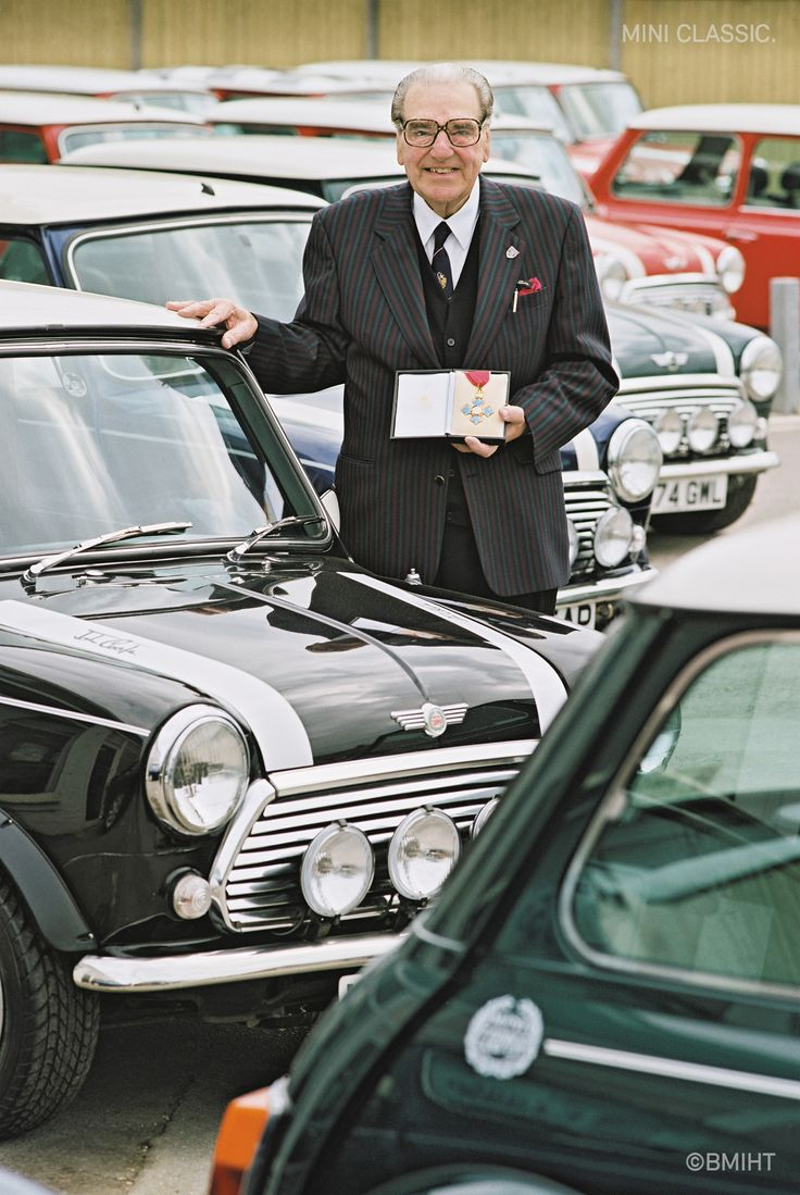 Join us today as we celebrate John Cooper. The man who dared to be different and unleashed the racing potential of the Classic Mini.
