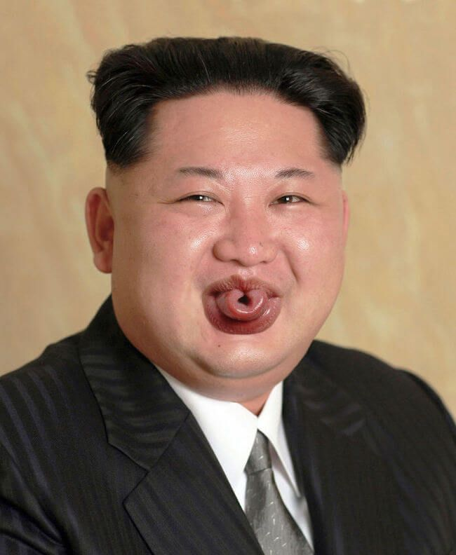 Newly Released Portrait Of Kim Jong-un