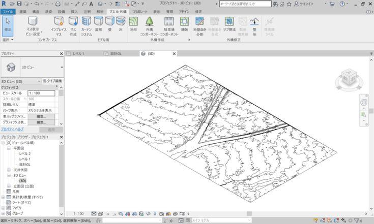 国土地理院の正確な地形データをrevitに取り込みたい 3dの敷地データを作りたい そんなわけで今回は京都の名所 鴨川デルタを例にとって 国土地理院のデータから地形を作成するにはどうすればいいかを説明していきます 使用ソフト Revit Excel 基盤地図情報