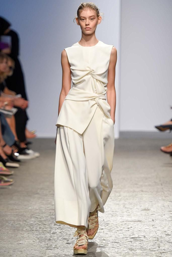 Sportmax Spring 2015 Ready-to-Wear - Collection - Gallery - Look 12 - Style.com