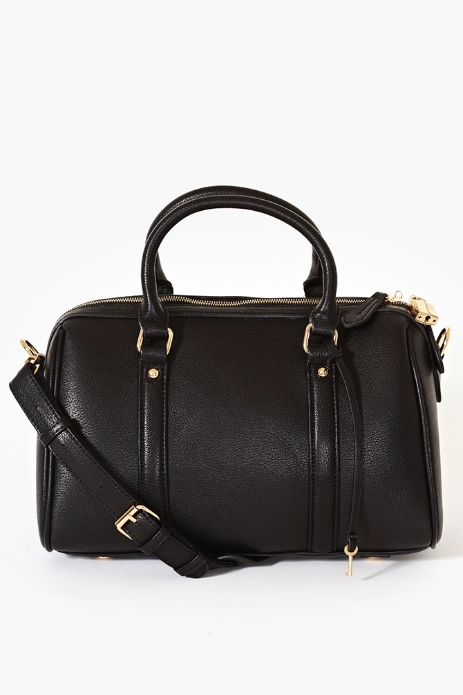 Parker Tote Bag in Black