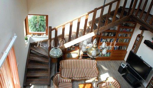 Wood step, lépcső