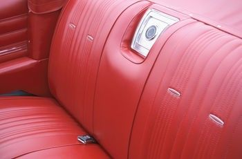 How to Clean Leather Seats & get rid of spots & grease & ink