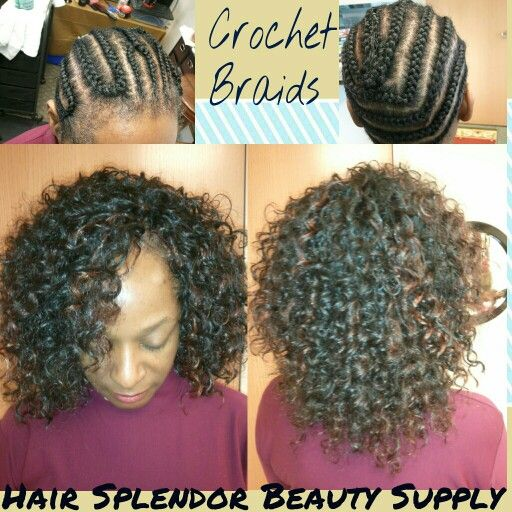 Crochet Hair Curl Patterns : ... go go curl crochet weave braids long crotchet braids by uche swift