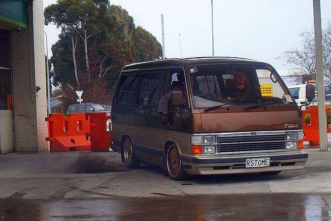 1985 Toyota Hiace