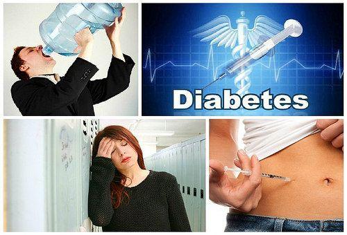 Sabes Cuales Son Los Síntomas Iniciales De La Diabetes ?