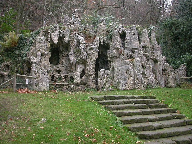 The Grotto, Old Wardour Castle