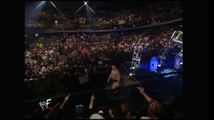 Big Show entrance at Over The Edge (1999)