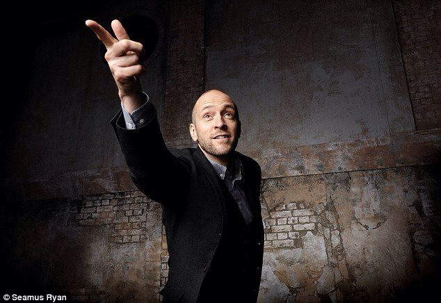 Derren Brown - Infamous. ❤️