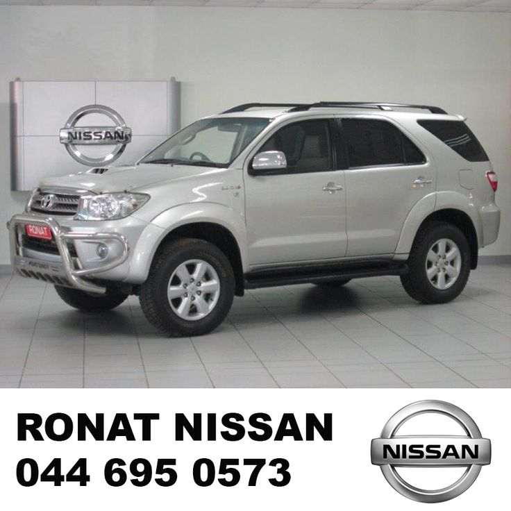 A range of Toyota Fortuners to choose from.