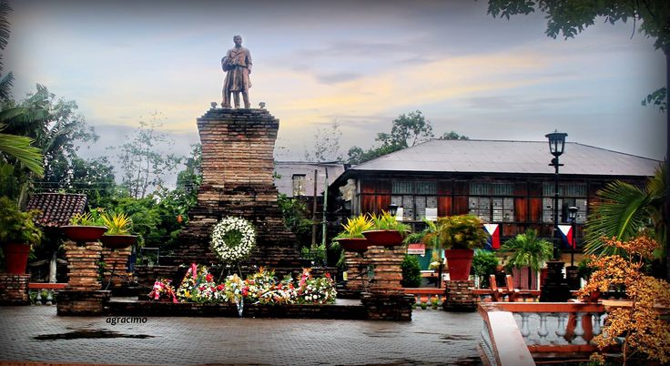 Old Plaza - San Nicolas, Ilocos Norte