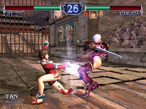 The sequel to the fun fighting game is here in 3D!
