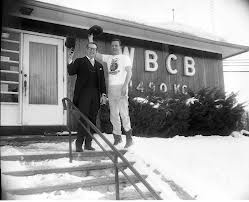 WBCB Radio - We used to call all the time for them to play The Bay City Rollers and the dj asked us to come visit, so my mom dropped us off for awhile and we watched him do his radio show. I don't remember much of it tho, I just remember being there. lol