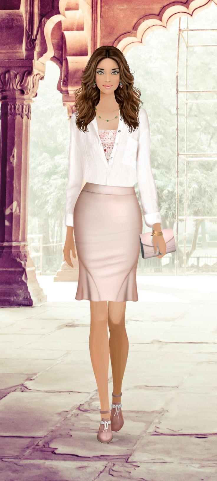 Stunning Sandal event on Covet Fashion Game