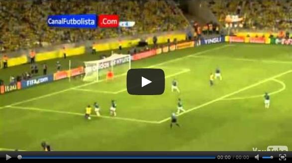 Resumen y Goles México vs Brasil, partido que corresponde a la segunda fecha de la fase de grupos de la Copa Confederaciones Brasil 2013. Marcador Final: México 0-2 Brasil.