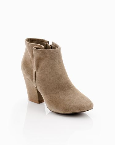 Nude booties. I must say...I do like these!!