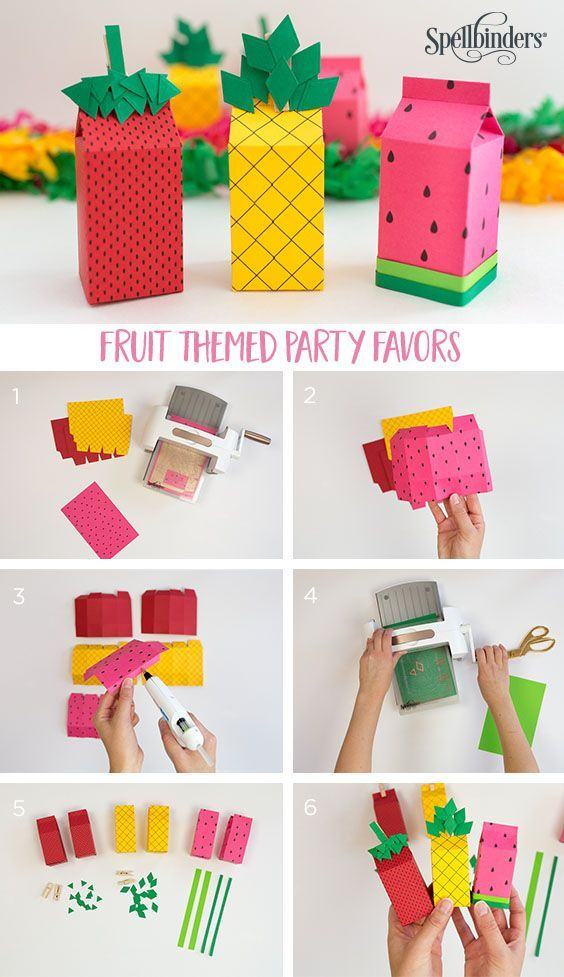 Fun party favors to match any theme – fill with ca…
