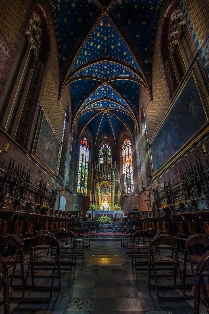 Church of St. Francis of Assisi in Krakow - Church of St. Francis of Assisi in Krakow. Kościół św. Franciszka w Asyżu w Krakowie.