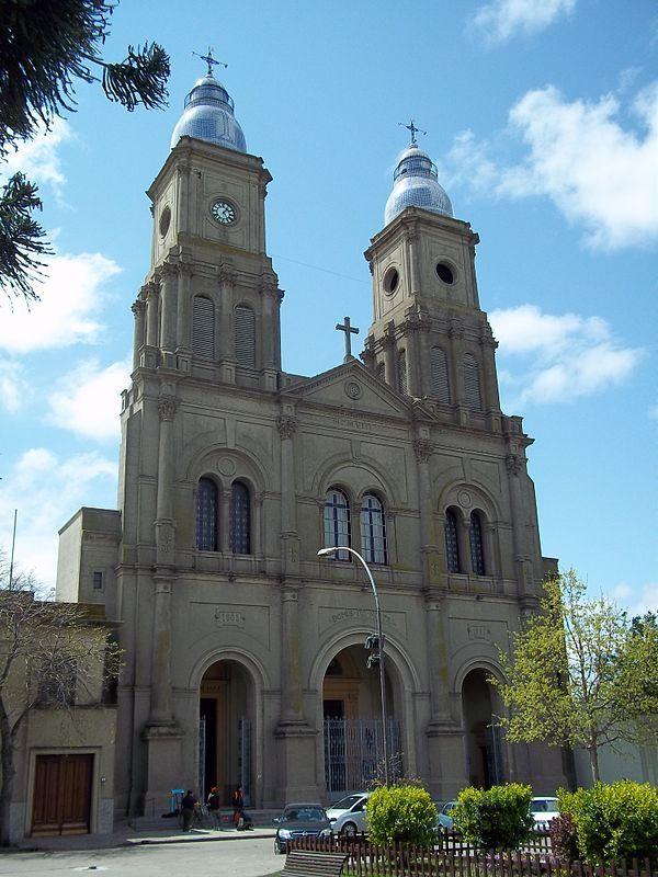 Catedral de Florida en Uruguay