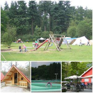 Camping de Zeven Linden in Baarn, Een overzicht van heel veel leuke idyllische campings in Nederland met kids