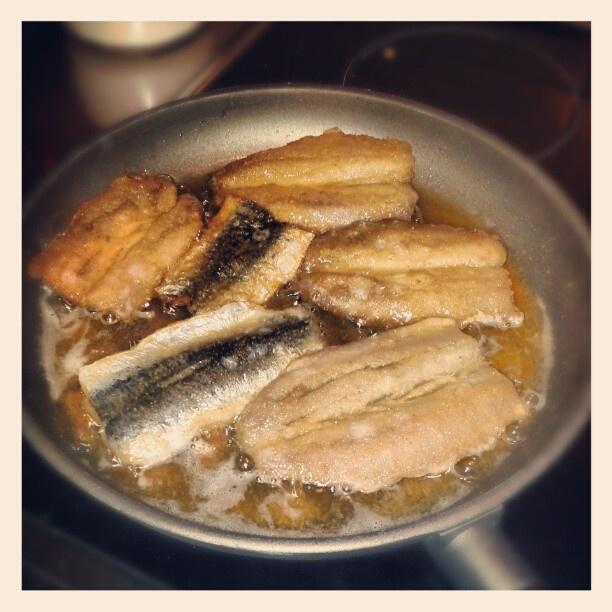 filetti di sardina