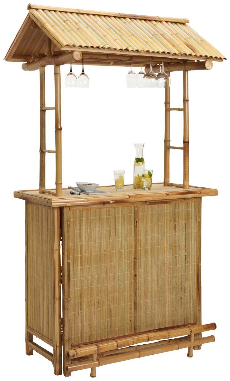 bambus bar f r zuhause eye catcher aus tropischem holz. Black Bedroom Furniture Sets. Home Design Ideas