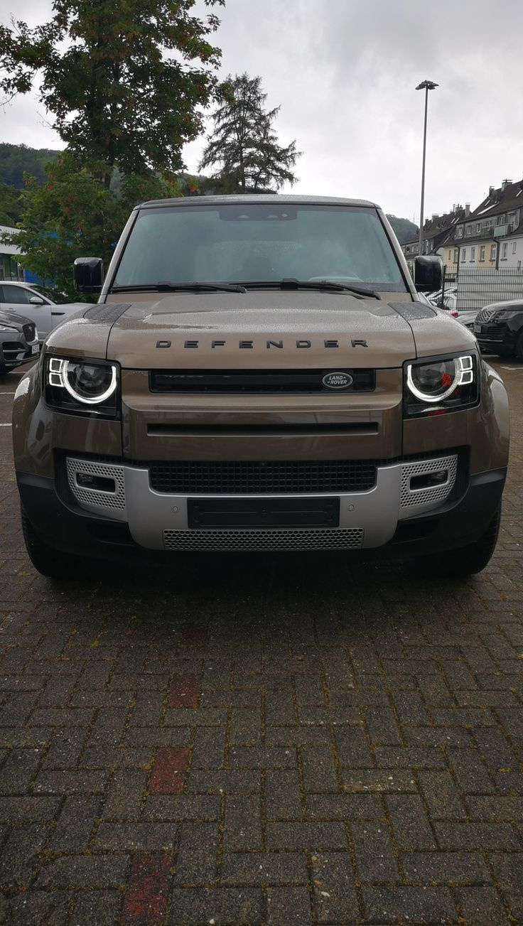 Pin on Land Rover Defender 2020
