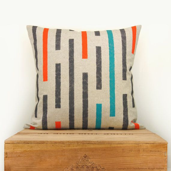 Best 25 Geometric pillow ideas on Pinterest