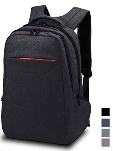Lapacker Lightweight Laptop Backpacks for Men 15.6 Inch Computer Backpacks Outdoor Store [gallery]  Specification: Gender: Unisex. Material: Fabric. Laptop size: 12.1-15.6 inch laptop backpack. Color:Black,Light Grey,Wine Red,Dark Grey,Royal Blue,Light Blue. Weight:2.3 pounds. Application: Business /Go back and forth /College /Casual /Sport /Out of doors / Hiking / cycling. Wram…