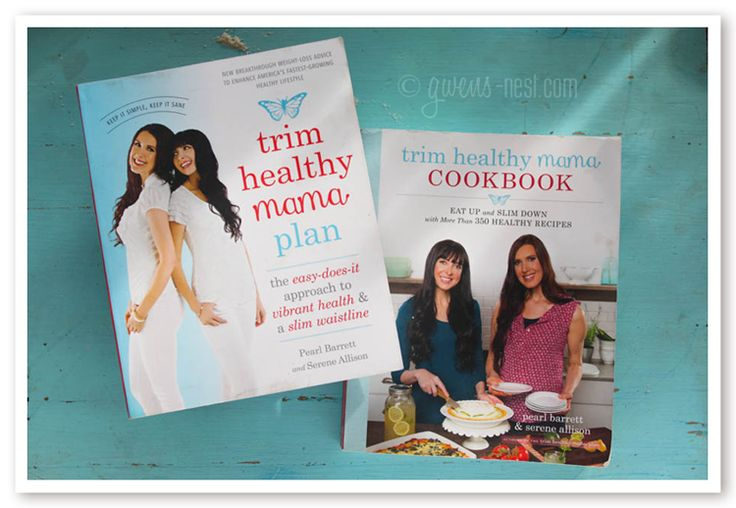 Trim Healthy Mama Quick Start Guide- All New!   Gwen's Nest