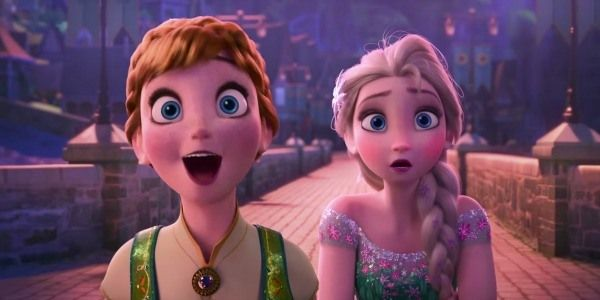 When Frozen 2 May Finally Show Off Some Footage #FansnStars