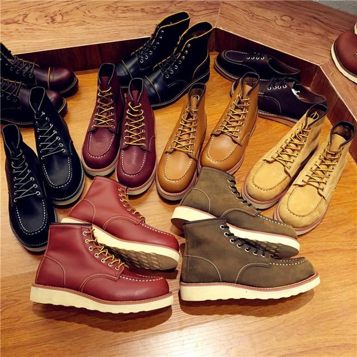 Pin by Red Wing Shoe Store Amsterdam on Red Wing Amsterdam
