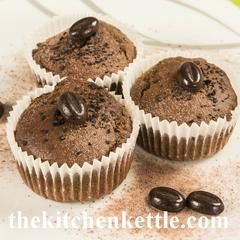 Mocha Muffins – The Kitchen Kettle