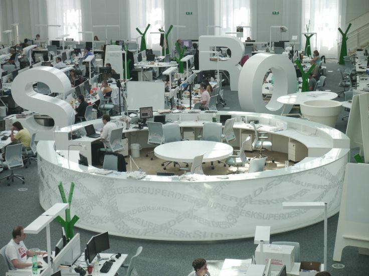 ПРОЕКТЫ > Economia - OfficeNEXT: Офисы нового поколения