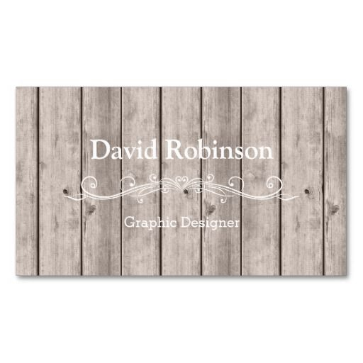 18 best business cards images on pinterest business card design cool rustic country wooden texture look business card business cards onlinebusiness card templatesbusiness reheart Choice Image