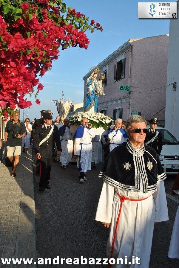Stintino, festeggiata la Beata Vergine della Difesa