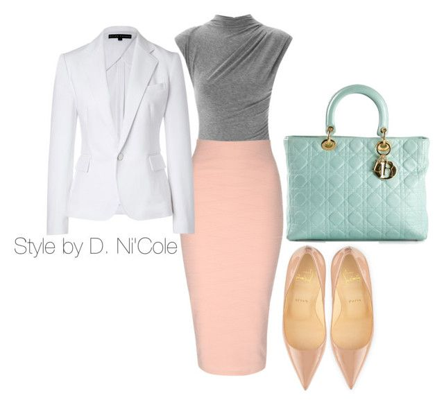 """""""Untitled #1580"""" by stylebydnicole ❤ liked on Polyvore"""