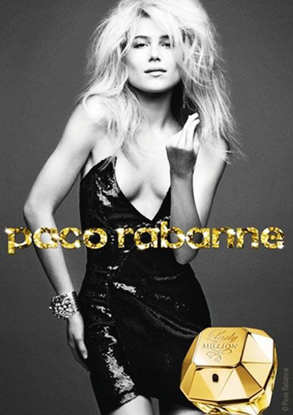 paco rabanne / lady million