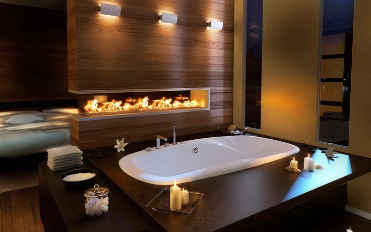 Эксклюзивные ванные комнаты фото