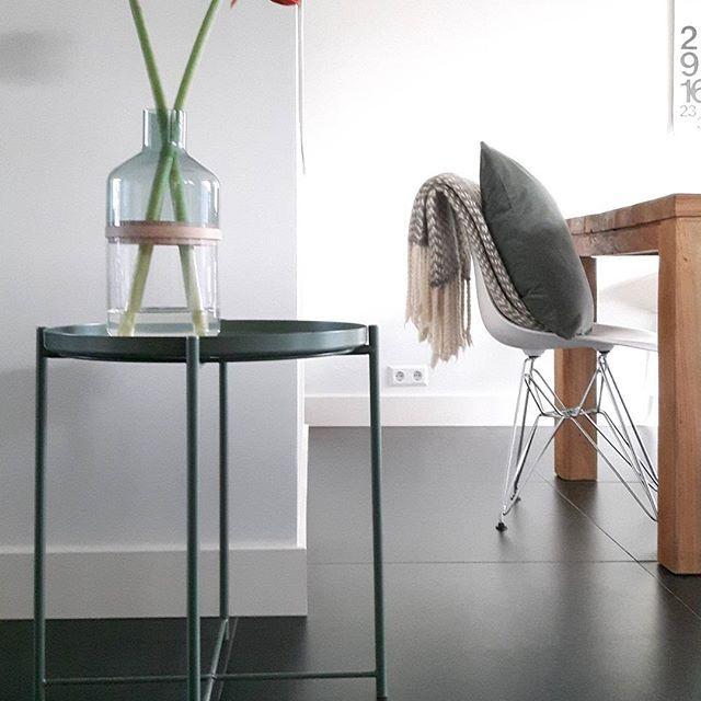 De GLADOM salontafel met dienblad bij @rllr40  #IKEABijMijThuis IKEA ...