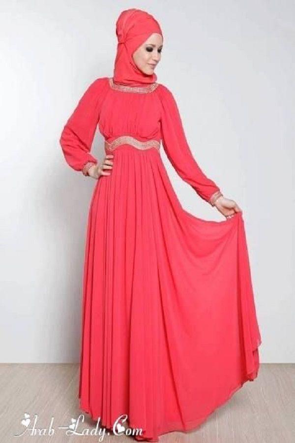 Party Wear Formal Hijabs & Abaya Designs 2016-2017 | StylesGap.com