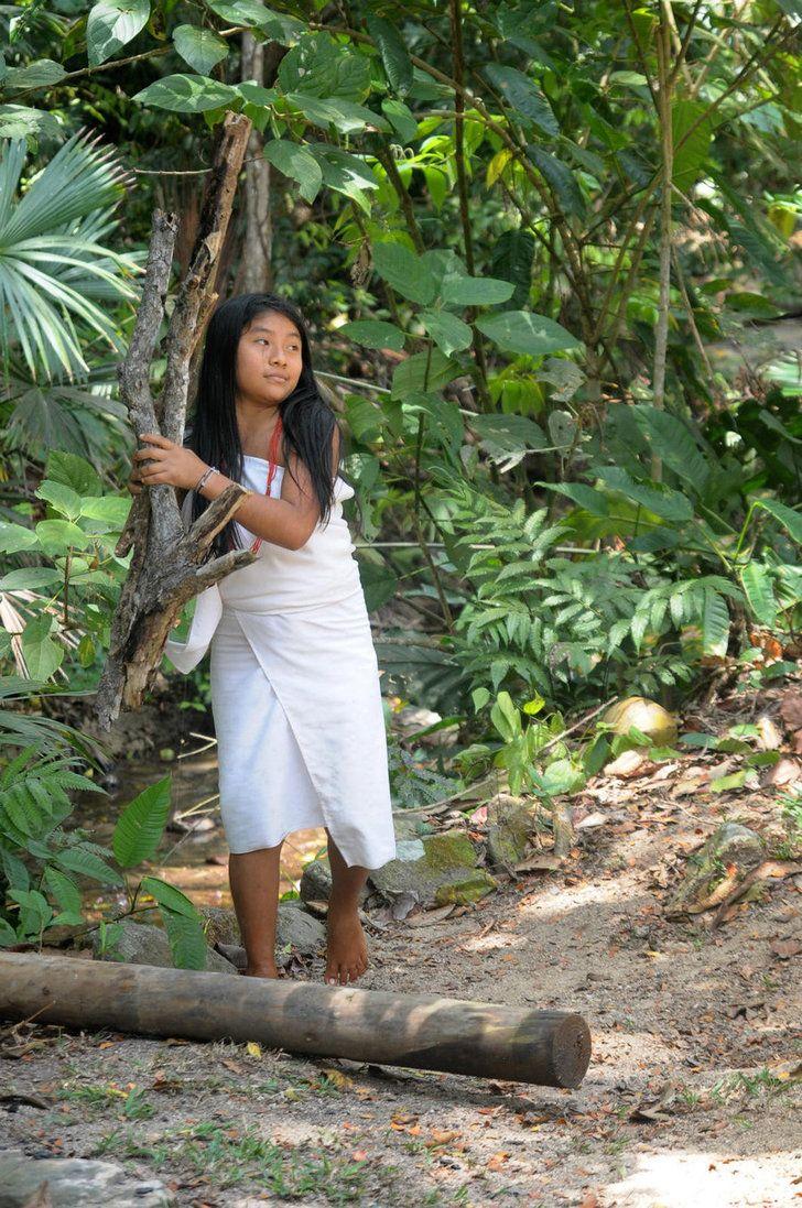 Kogui girl