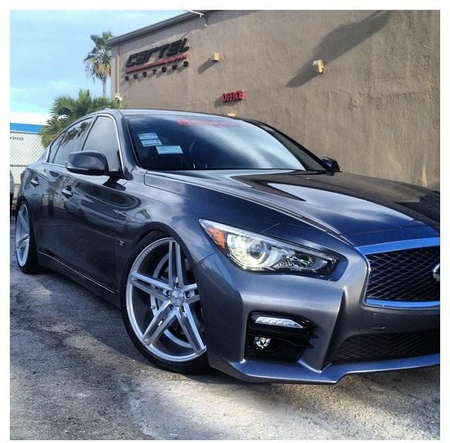 Post A Picture Of Your Q50 - Page 8 - 2014 Infiniti Q50 Forum