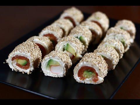 Cocina creativa: cómo hacer falso sushi