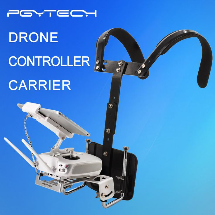 >> Click to Buy << PGY Drone controller carrier RC remote control support Shoulder Holder DJI phantom 2 3 4 inspire 1 Futaba ronin M Accessories #Affiliate